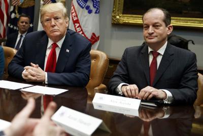 Financier Washington Ties