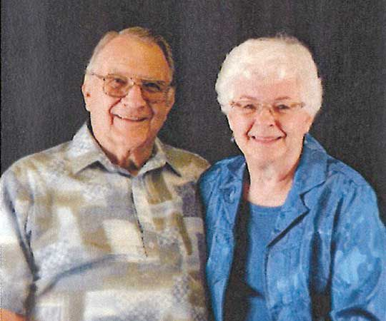 June and Ted Cummings