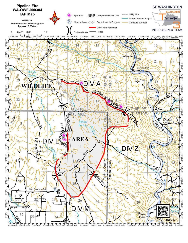 Map of Pipeline Fire on 7/26/19 | | yakimaherald.com Yakima City Street Map on yakima county map detailed, yakima city art, yakima fairgrounds map, yakima wine country map, yakima hotels, hermiston or street map, yakima fire department, little naches orv map, city of yakima zoning map, sunnyside wa street map, ellensburg street map, yakima valley map, yakima tribe map, yakima airport, yakima oregon map, yakima city hall, yakima road map, yakima county on map, yakima firing range map, yakima restaurant map,