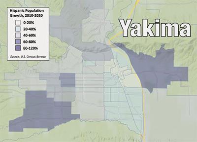 Yakima 2020 Census