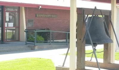 Wapato City Hall Bell