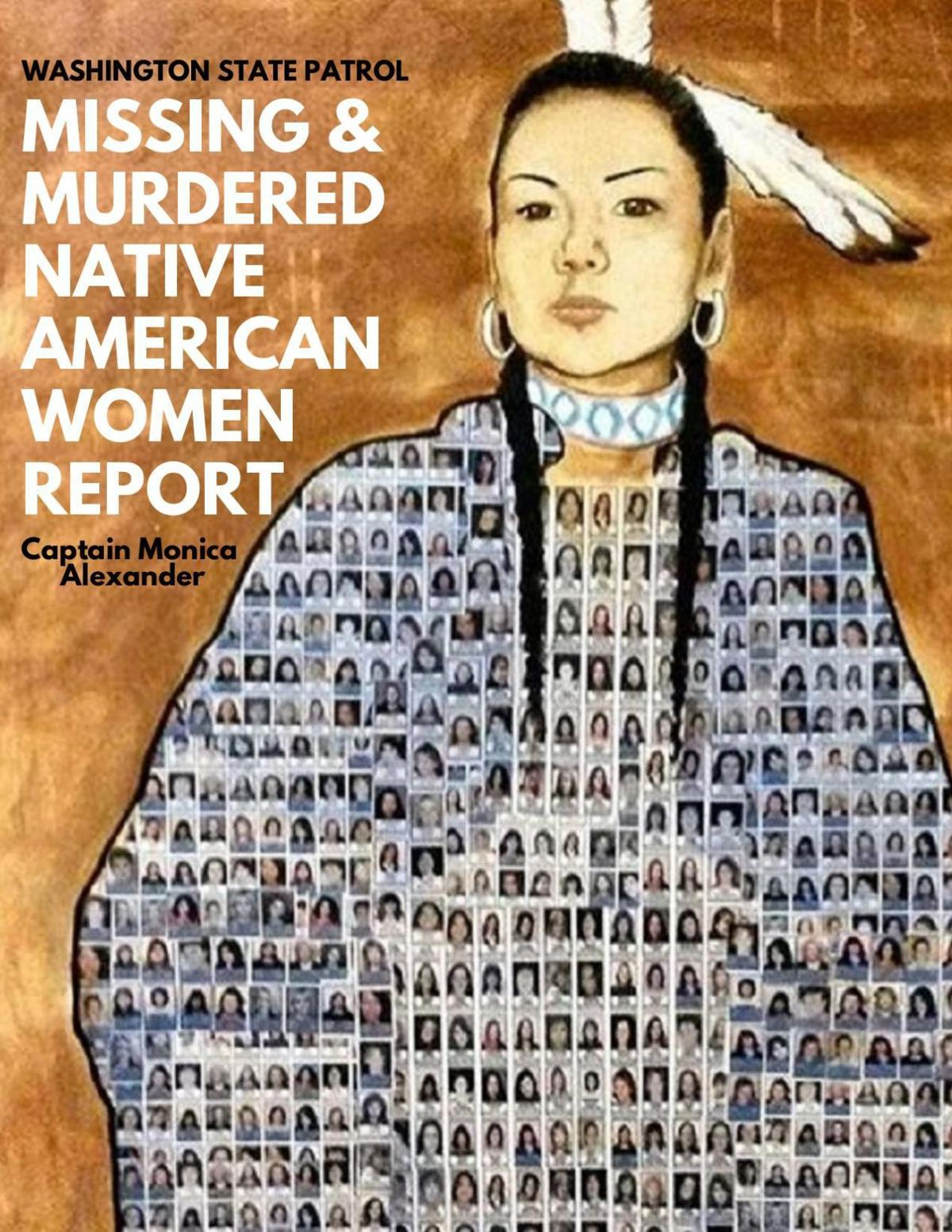 WSP: Missing & murdered Native American women report
