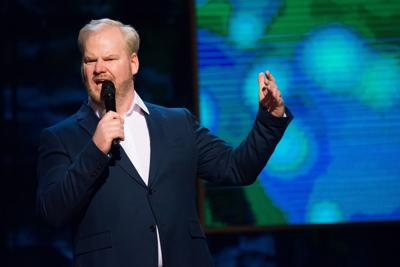 Does Comedian Jim Gaffigan Work Clean That Sort Of Depends On Magazine Yakimaherald Com