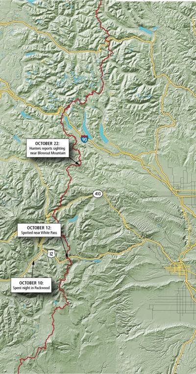 Kris Fowler Map
