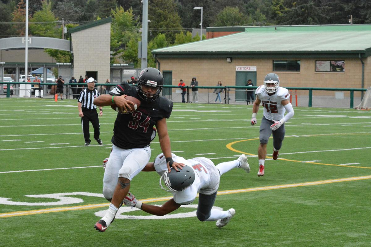 Central Washington football holds off late Western Oregon ...