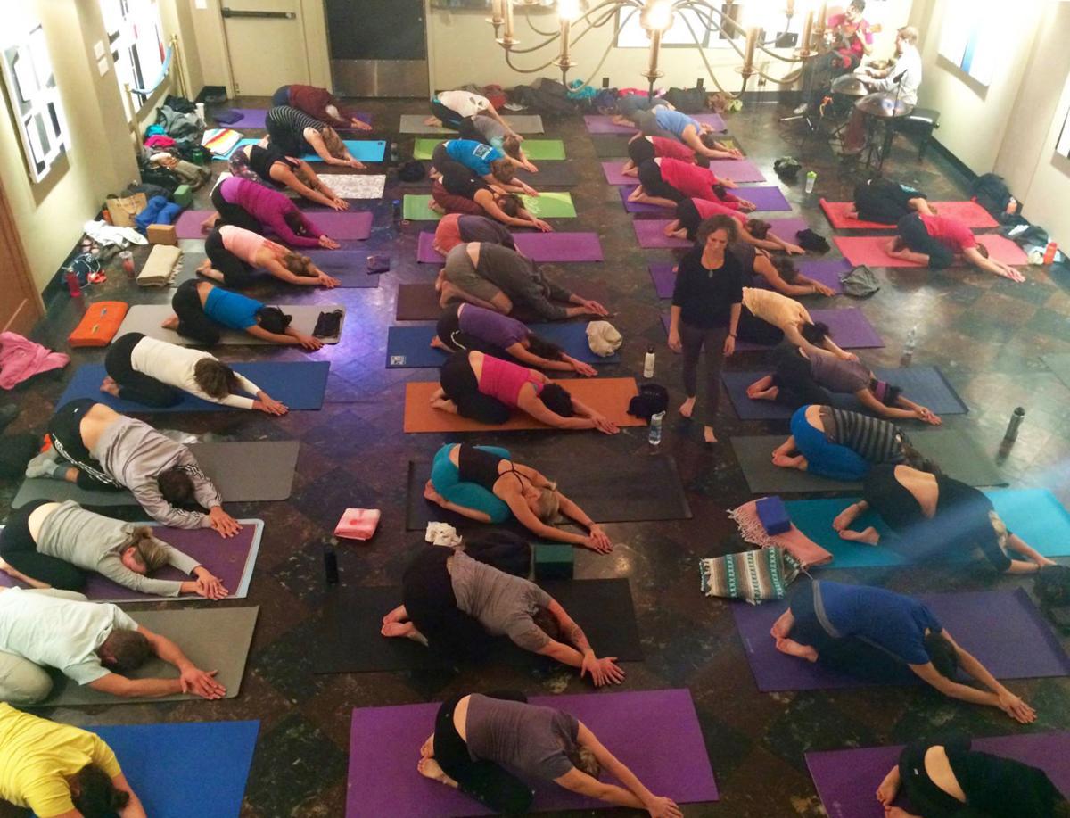 Michele McGinnis: Bringing Yoga & Yakima Together