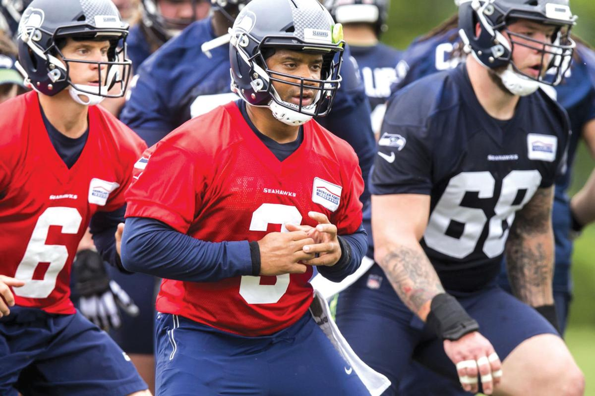 Counting down from 90 to 1 the Seahawks players as camp opens ... 20551e58a