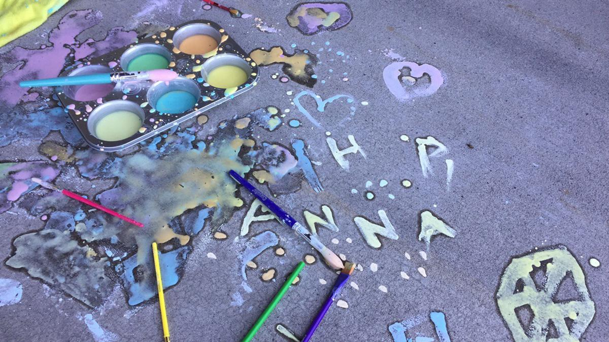 Do it yourself chalk paint the art and crafts of baby sitting do it yourself chalk paint the art and crafts of baby sitting solutioingenieria Images