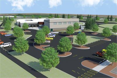 New Wapato elementary school