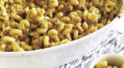 Roasted Butternut Squash Macaroni and Cheese