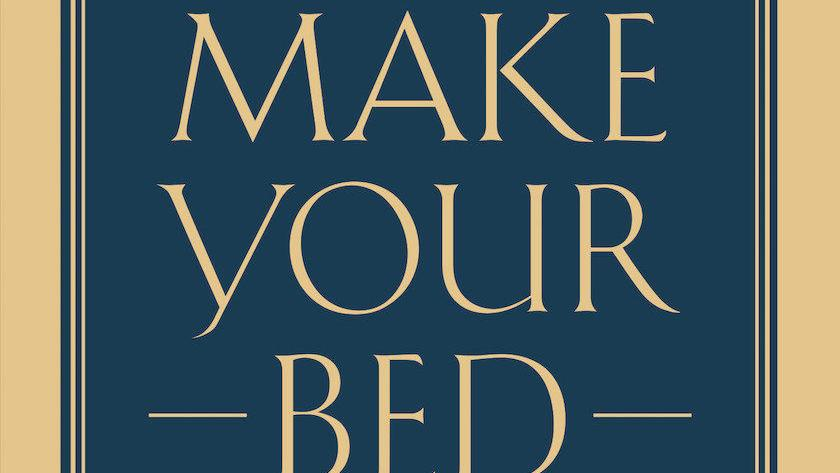 Book Scene Make Your Bed Change The World Says Yes