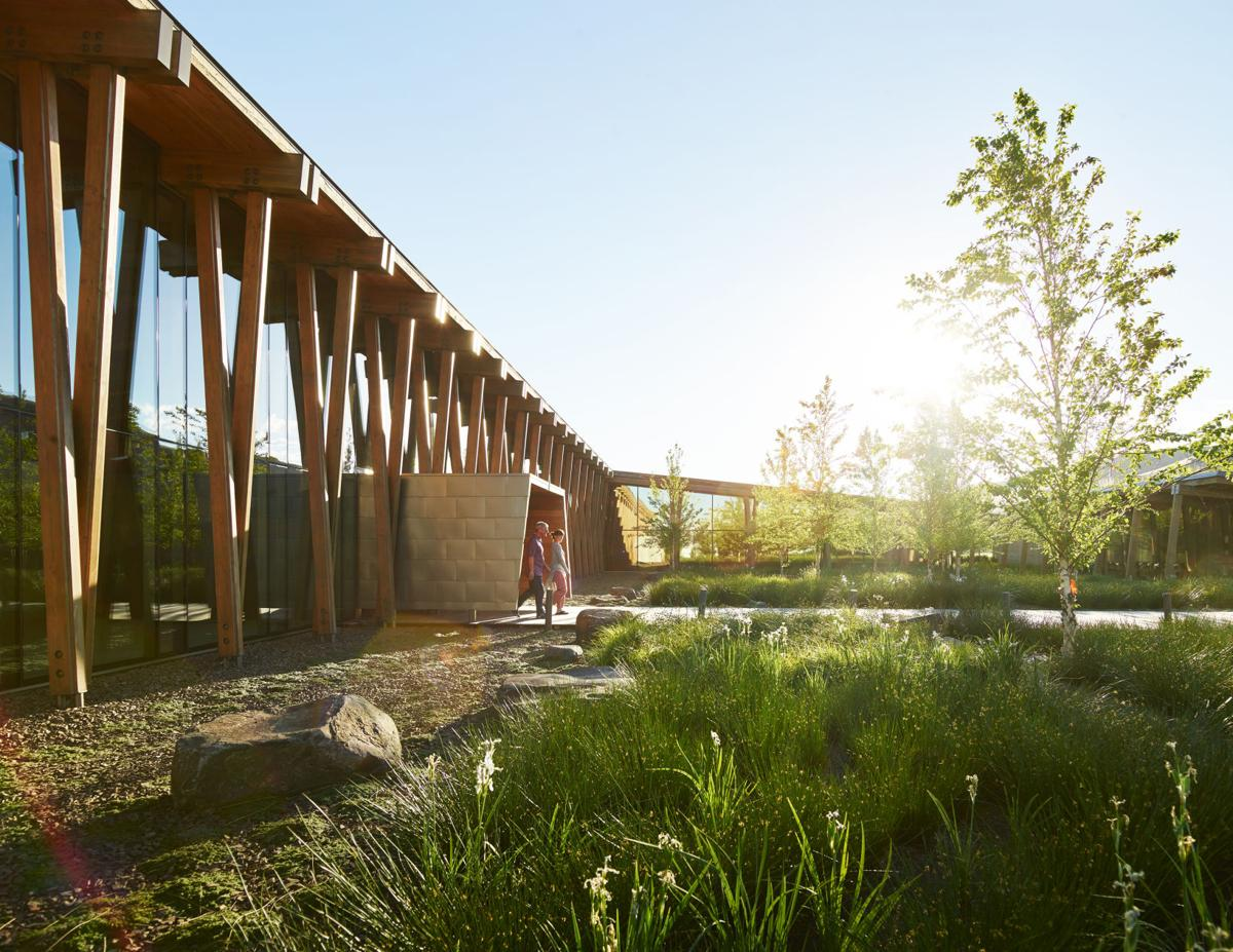 Central Washington architects honored for projects