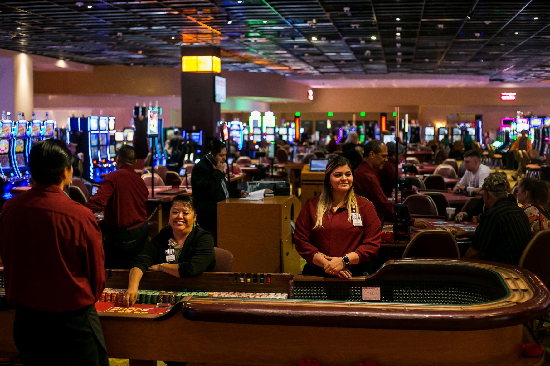 Casino gambling history lasalle gambling machine game