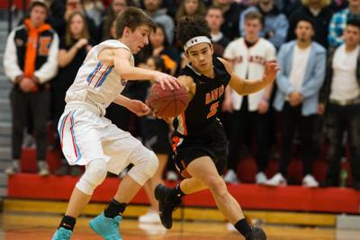 4099bb7b421b High School Basketball Roundup  West Valley boys hit 13 3-pointers in win  over Auburn Riverside