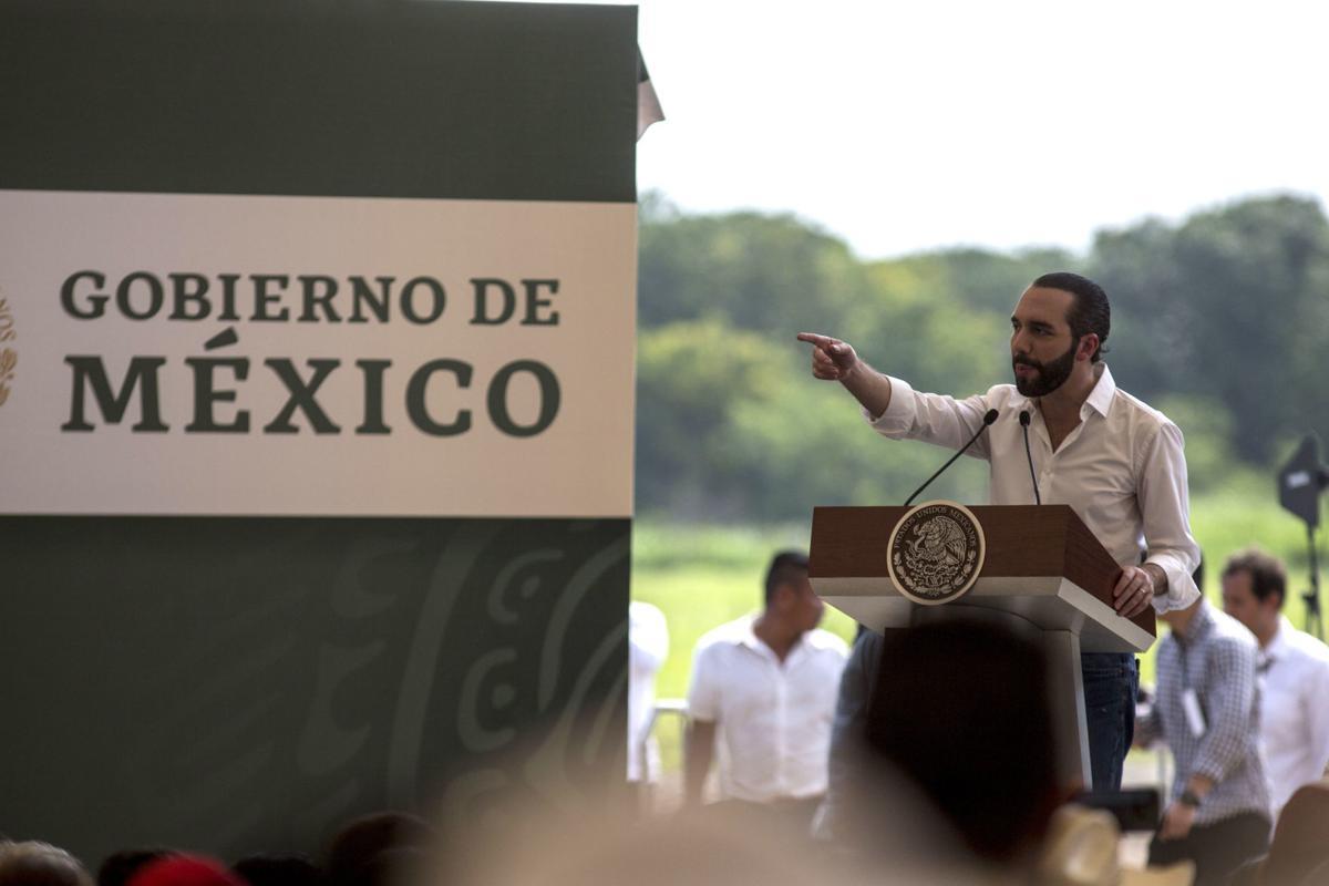 Mexico El Salvador Immigration