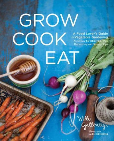 Book cover Grow Cook Eat