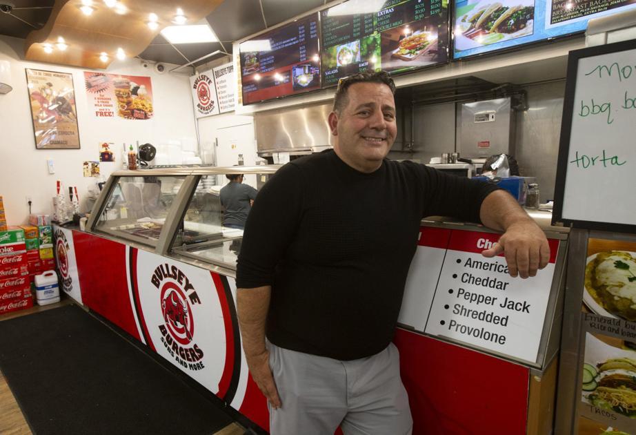 Take 5 with Sam Ali, Bullseye Burgers and Subs