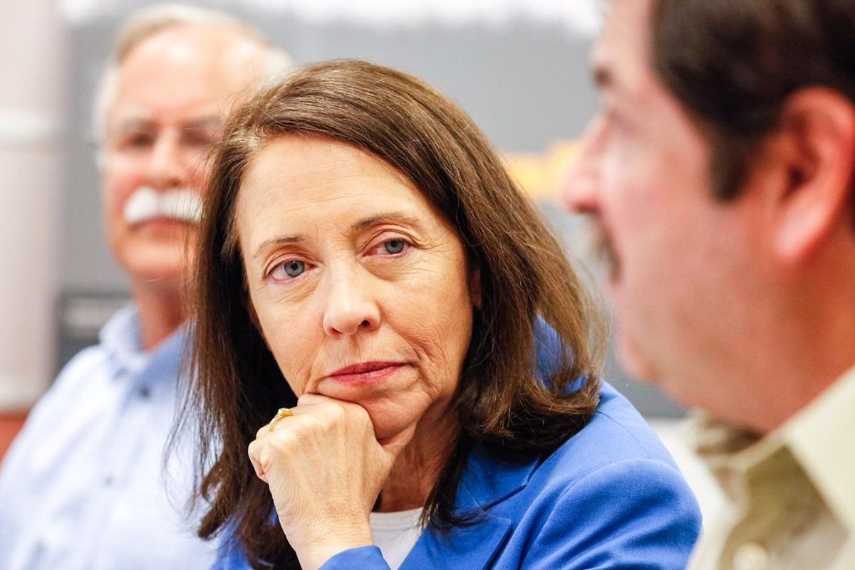 Sen. Cantwell in Naches to discuss wildland fire bill