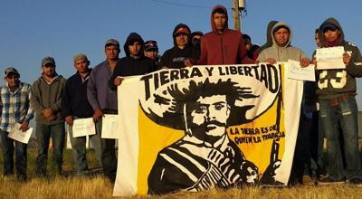 Farmworkers near Quinc