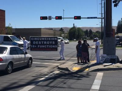 nob hill protest