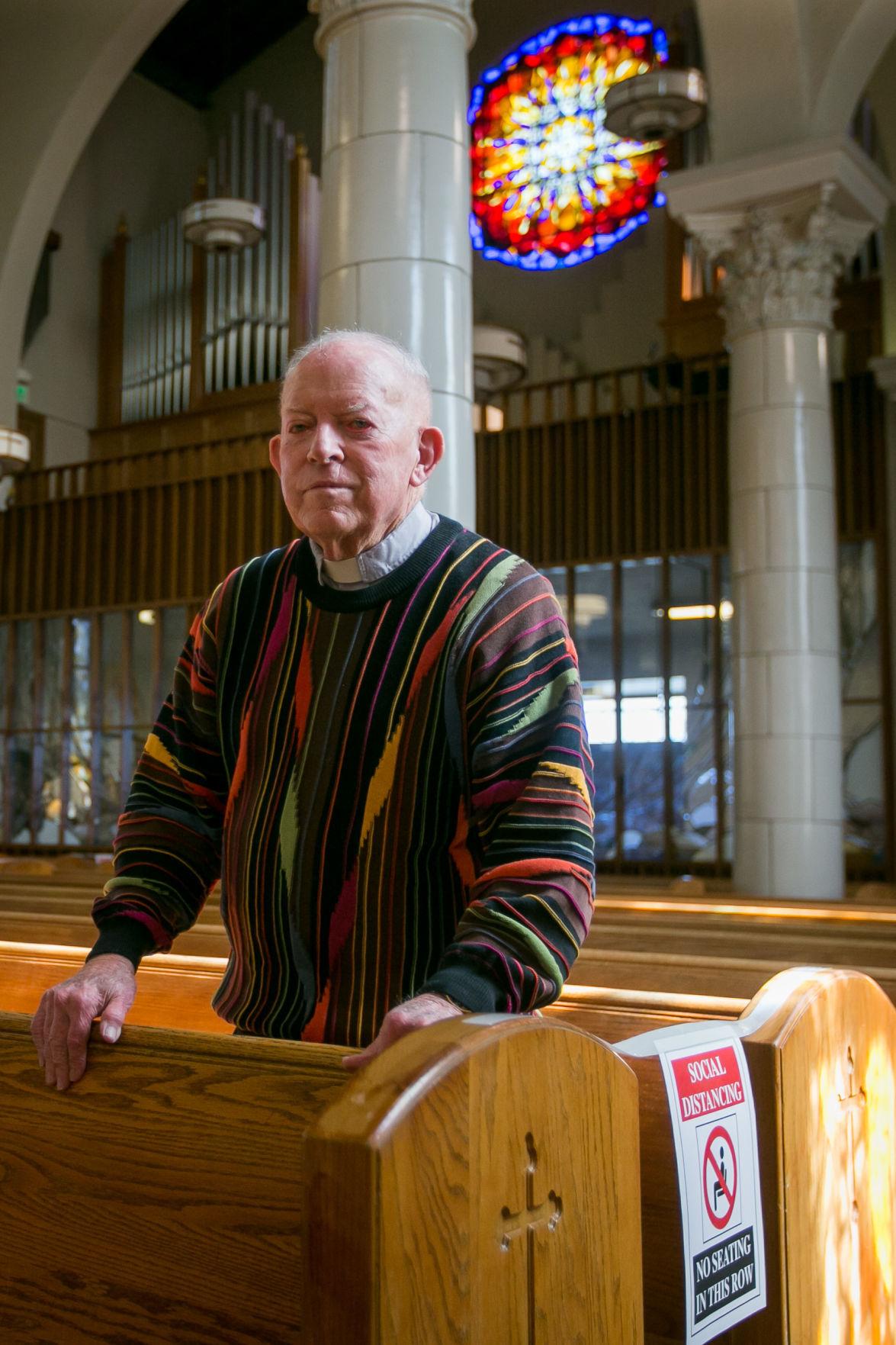 Monsignor John Ecker