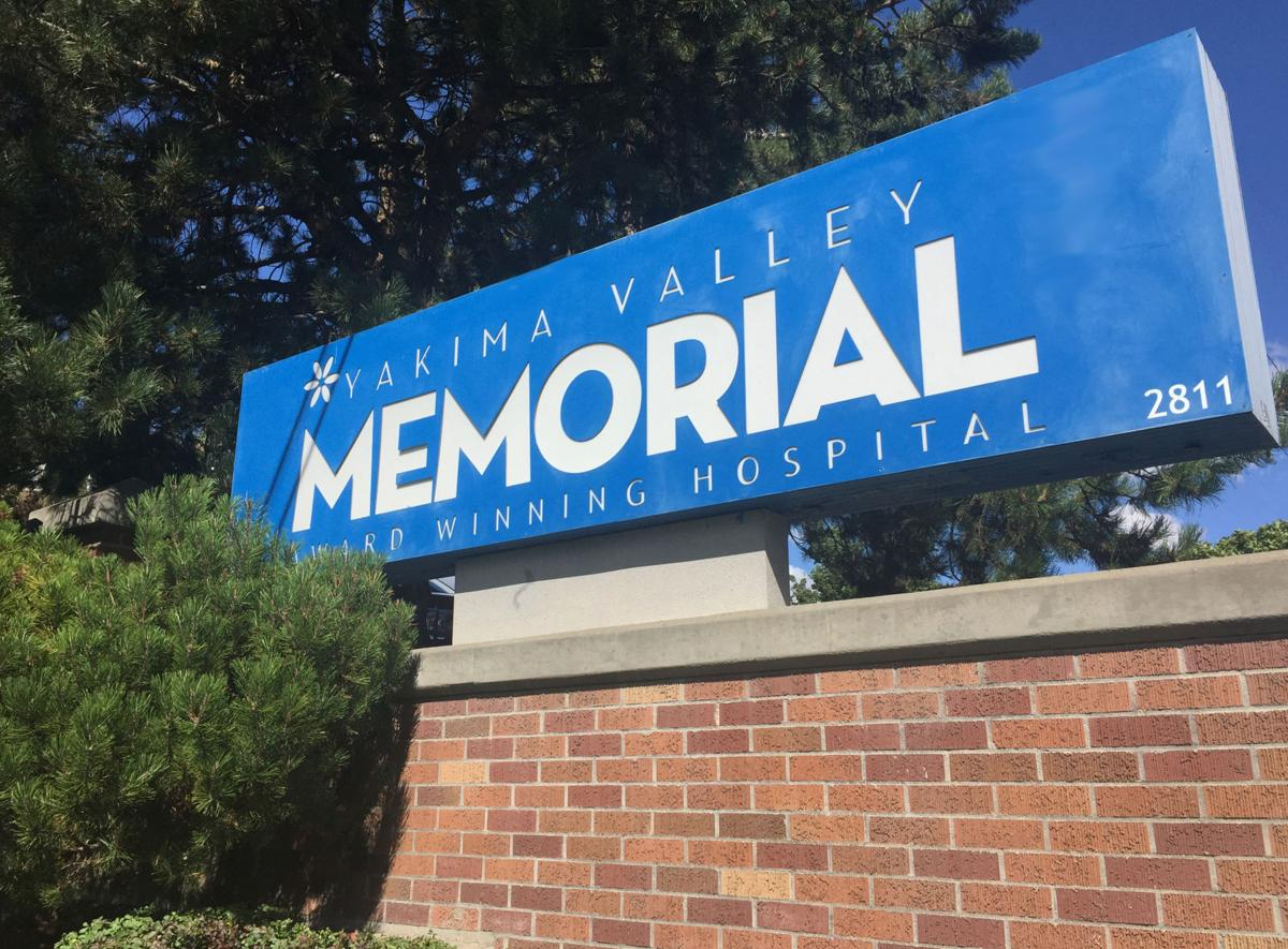 Growing and going strong yakima valley memorial hospital - Valley memorial gardens mission tx ...