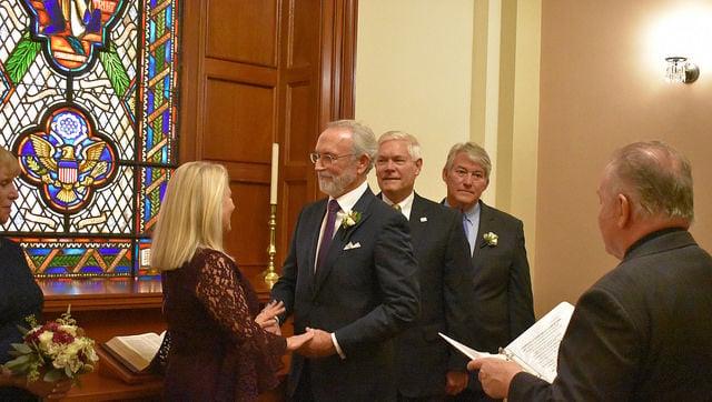 Newhouse wedding