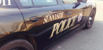 sunnyside police car