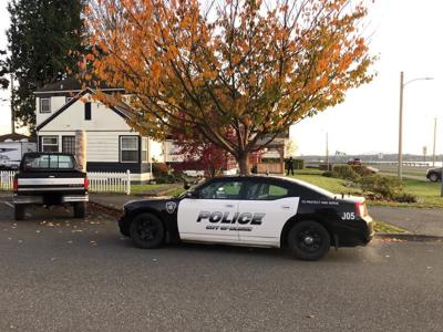 Suspect arrested in Blaine