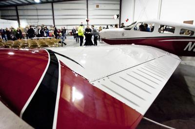 CWU unveils new training aircraft
