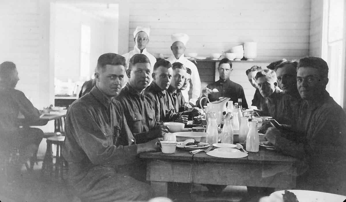 World War I Fort Lewis