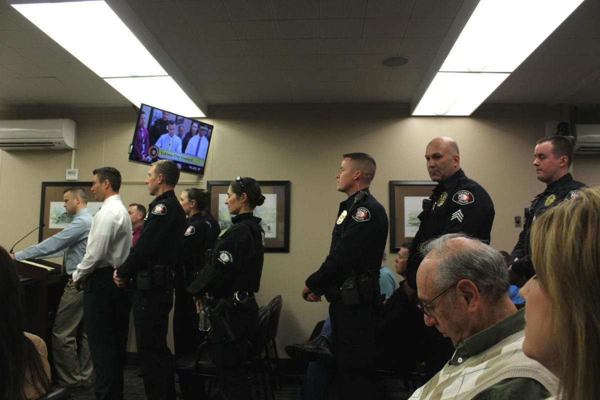 Yakima police union