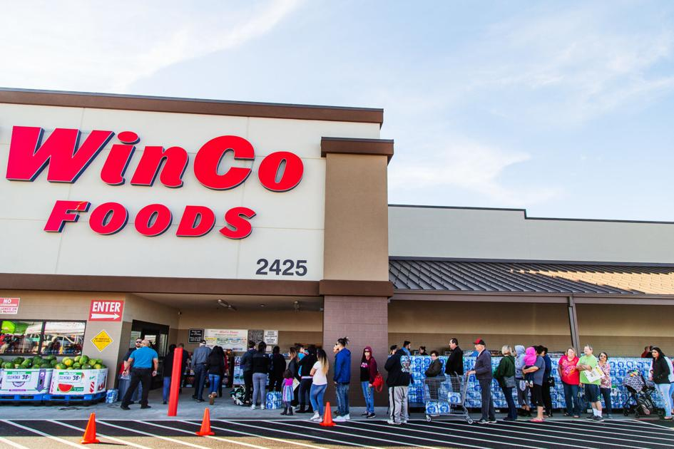 Winco Foods Draws A Crowd On Opening Day In Union Gap Local