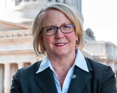 State Auditor Pat McCarthy's
