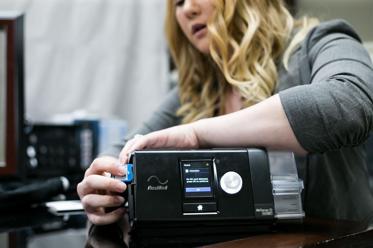 Science of sleep: Machine helps people with sleep apnea, but