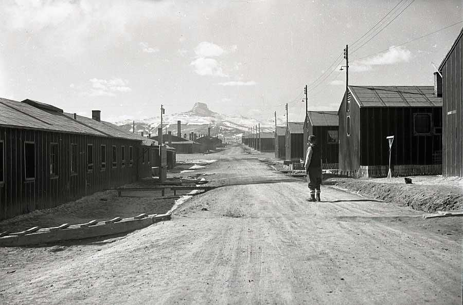 Yakima father and son's photographs of life at Heart Mountain Relocation Center subject of Oct. 12 presentation
