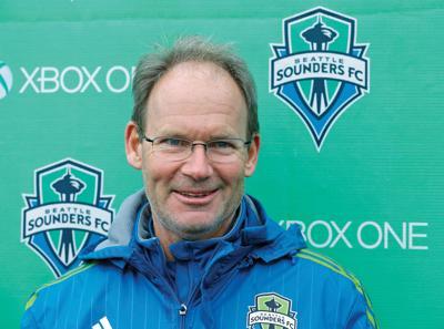 MLS Sounders Schmetzer Soccer
