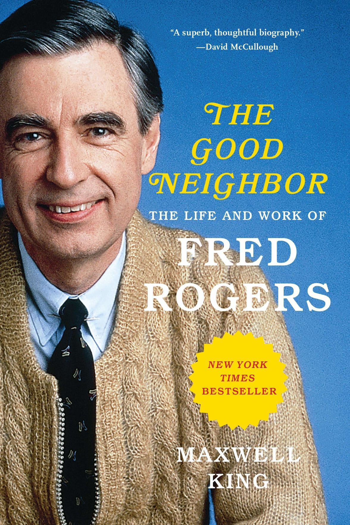 Book Scene It S A Beautiful Day To Read About Mr Rogers Literature Yakimaherald Com