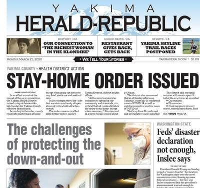 yhr front for media story