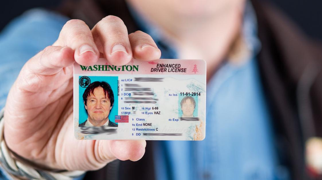 washington state drivers licence number