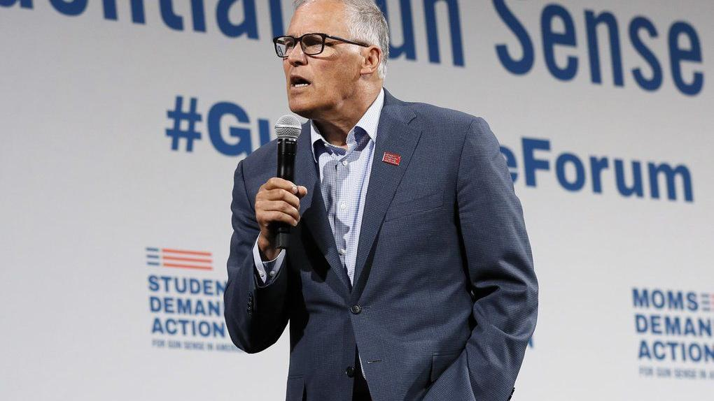Gov. Jay Inslee says he's ending presidential bid