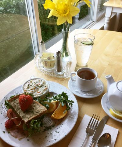 Dishing It Up: The White House Café