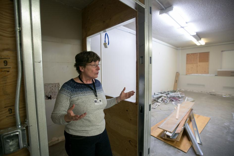Archives at Yakima Central Library moving up from the basement in a few months