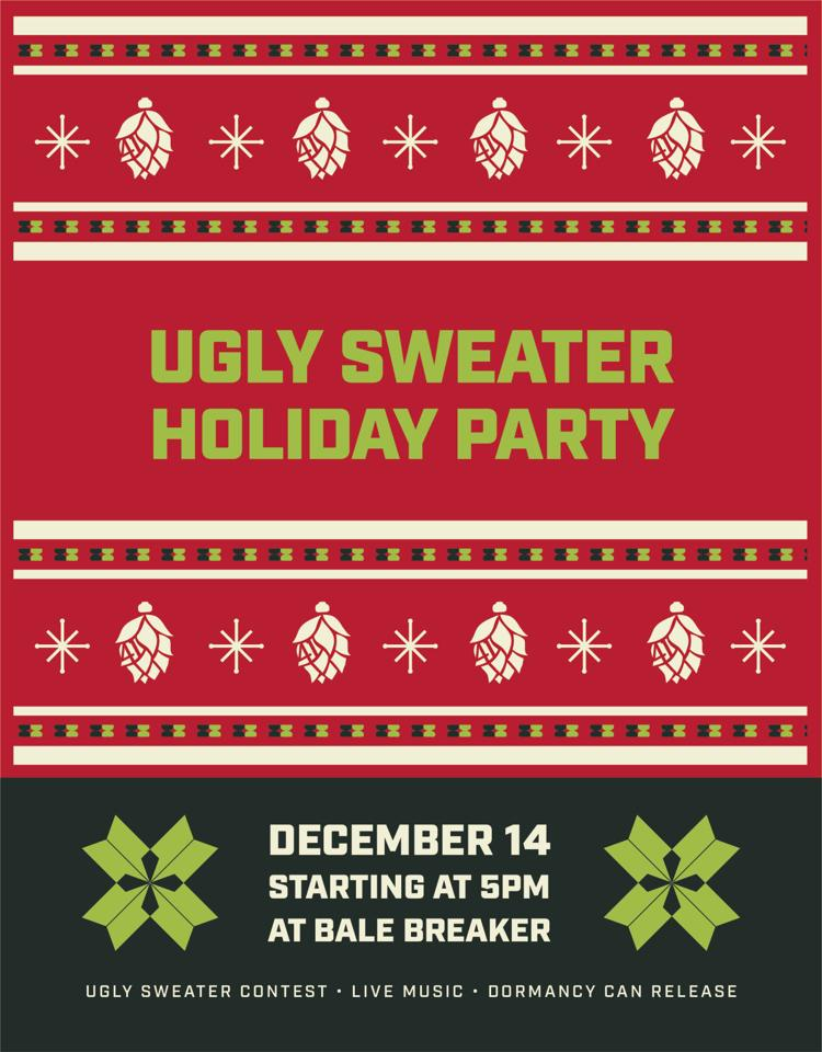 BBBC Ugly Sweater Party