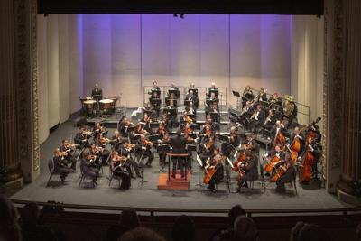 symphony column