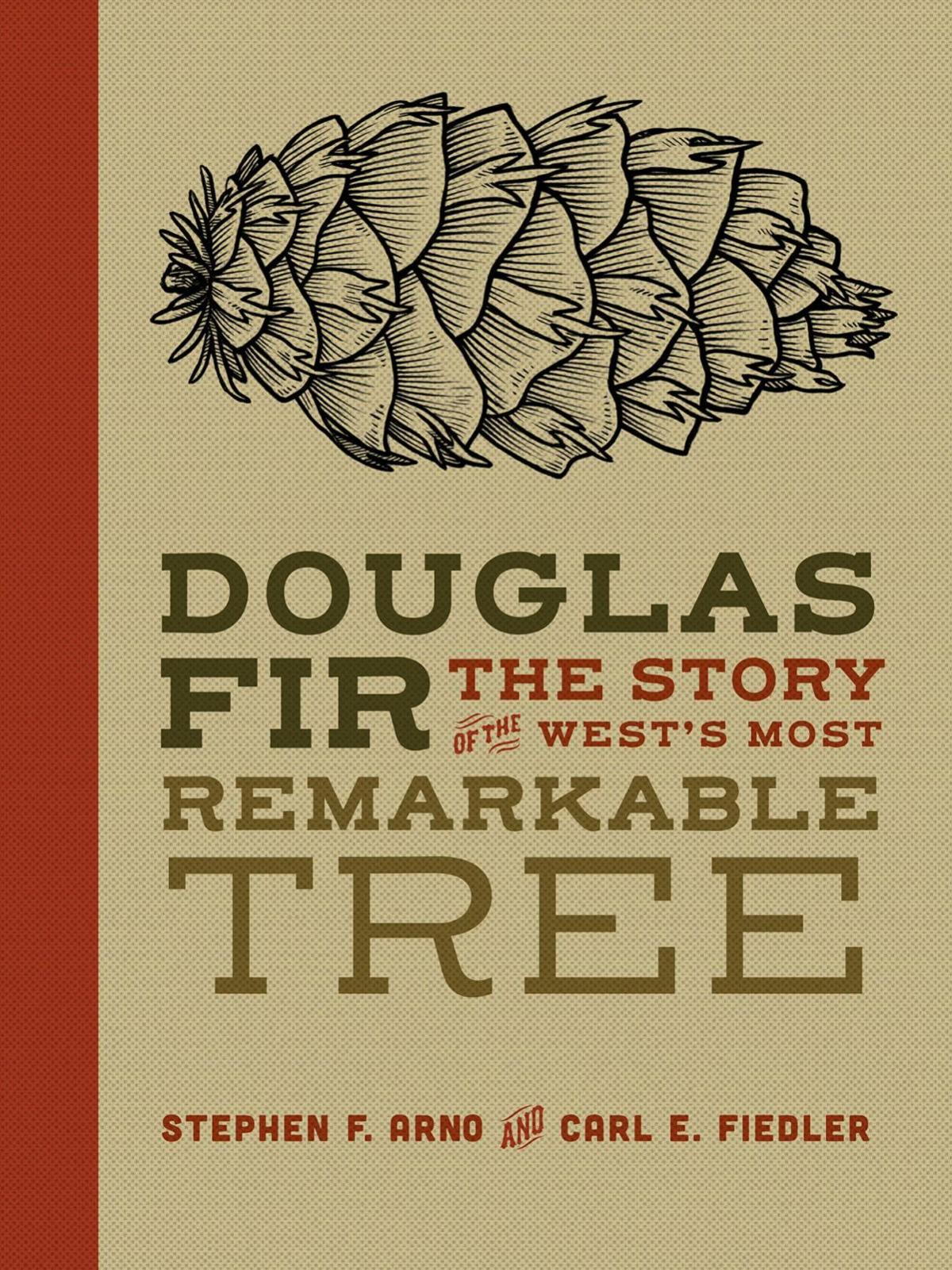douglas fir book cover