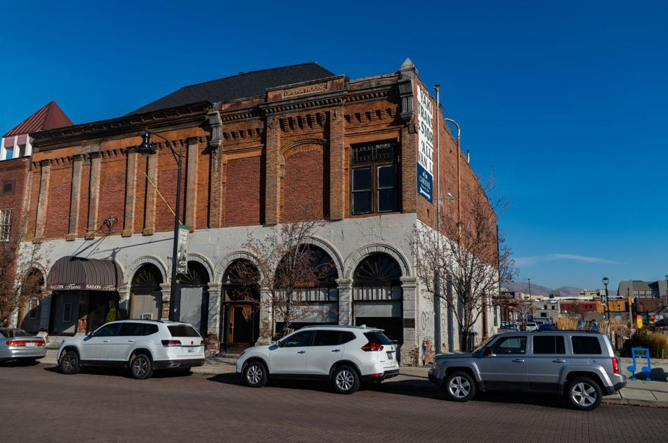 It Happened Here: Opera House opens on North Yakima's North Front Street