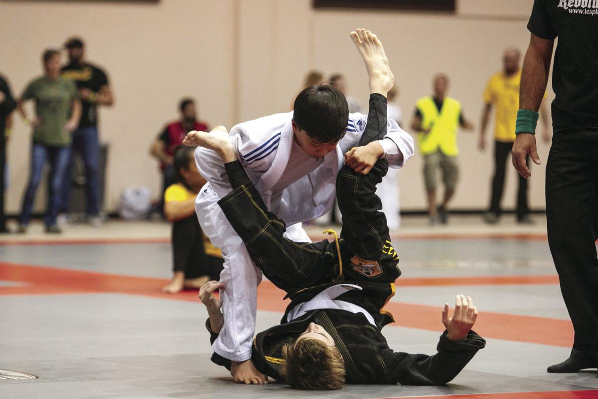 Arsenal Jiu-Jitsu Academy: Empowering Local Kids | Features