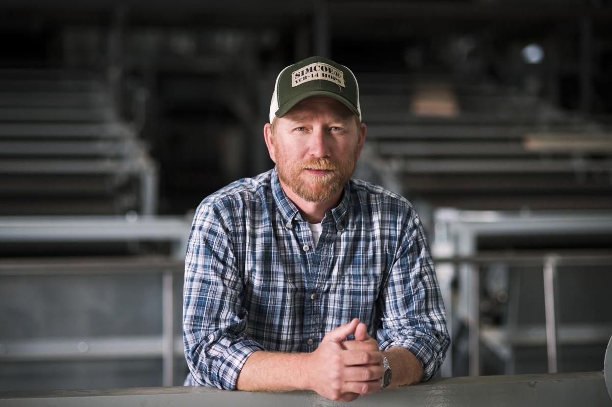 Jason Perrault, Perrault Farms