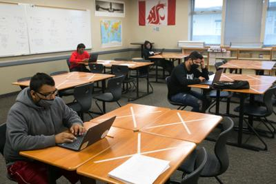 Nov. 9, 2020 | After-school support program